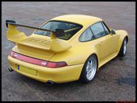 La photo du jour : Porsche 911 Carrera RS Clubsport