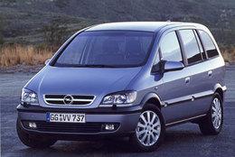 Opel Zafira I : la fiche occasion