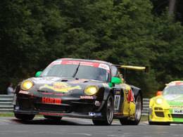VLN/7ème manche - Porsche en grande forme!
