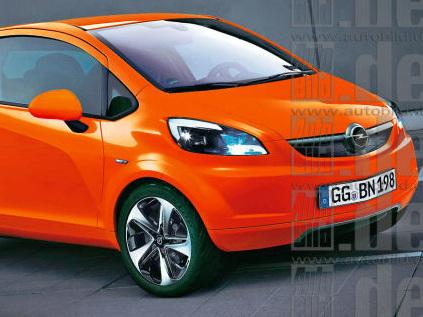 Future Opel Junior: comme ça?