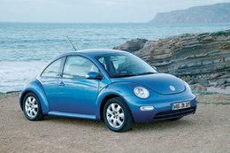Volkswagen New Beetle : la fiche occasion