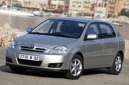 Toyota Corolla (IX) : la fiche occasion