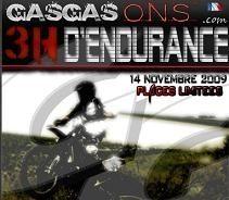 GasGasons.com  vous propose une endurance dans l'Oise