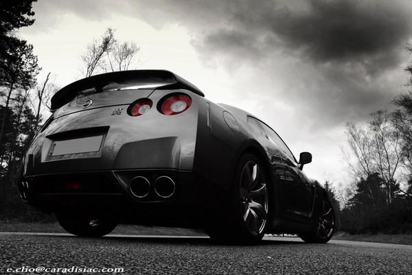 Photos du jour : Nissan GTR