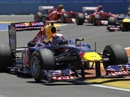 Vettel : l'avance n'est pas si grande