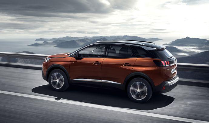 Peugeot 3008: un nouveau titre de voiture de l'année
