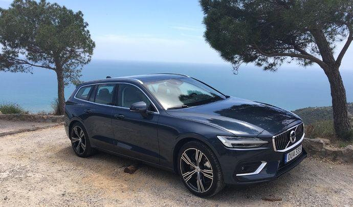 Essai vidéo - Volvo V60 (2018) : le break de gentleman