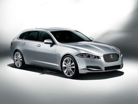 Jaguar XF Estate : la version R confirmée