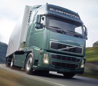 Volvo avec Nissan Diesel et Dongfeng en Chine