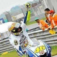 Moto GP - Rossi: Un motocross pour combattre la leucémie