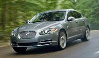 Bon démarrage de la nouvelle Jaguar XF aux Etats-Unis ?