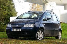 Fiat Idea : la fiche occasion
