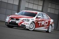 Salon de Sydney : Toyota Aurion Race Ready by TRD