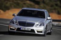 Nouvelle Mercedes E63 AMG: déjà sur le web