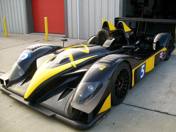 ALMS - Voici la Radical à moteur Nissan IES