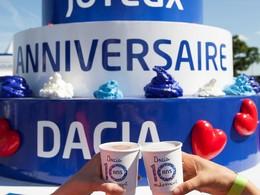 """Le """"Grand Anniversaire"""" Dacia a rassemblé plus de 10 000 personnes"""
