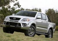 Salon de Sydney : Toyota Hilux by TRD