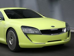 Kia: un coupé V8 pour le Salon de Francfort?