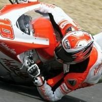 Moto 2 - Aragon: Pesek viré, Nieto miraculé