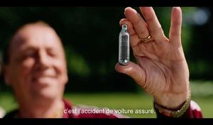 Bruxelles et sa publicité radicale sur la sécurité routière