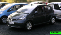 miniature 1 43 me toyota aygo. Black Bedroom Furniture Sets. Home Design Ideas