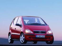Mercedes Classe A (I) : la fiche occasion