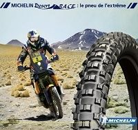 Dakar 2012 : Michelin tentera une 29ème victoire