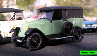 Miniature : 1/43ème - Renault NN