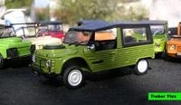 Miniature : 1/43ème - Citroën Méhari 4x4