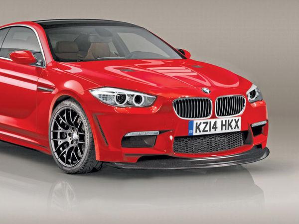 Future BMW M3: comme ça?