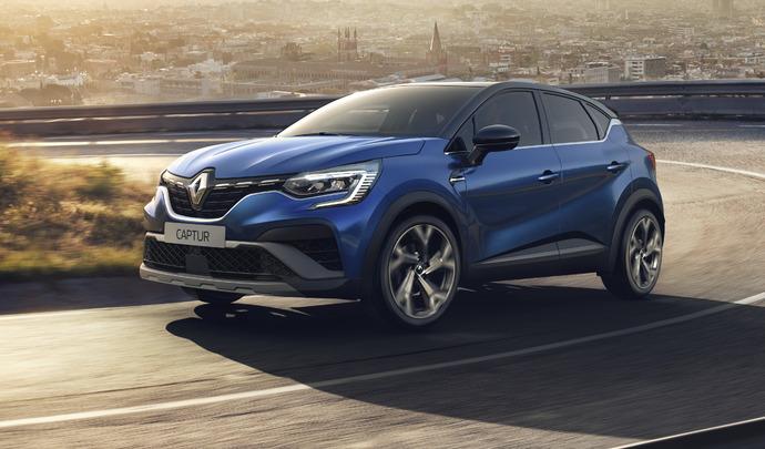 Renault Captur: nouveau moteur essence TCe 160 ch
