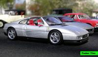 Miniature : 1/43ème - Ferrari 348TS