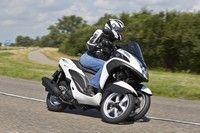Essai Yamaha Tricity : un scooter ultra-compact