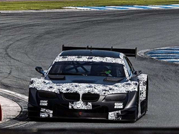 Déjà la 1ère image de la nouvelle BMW M3 de DTM!