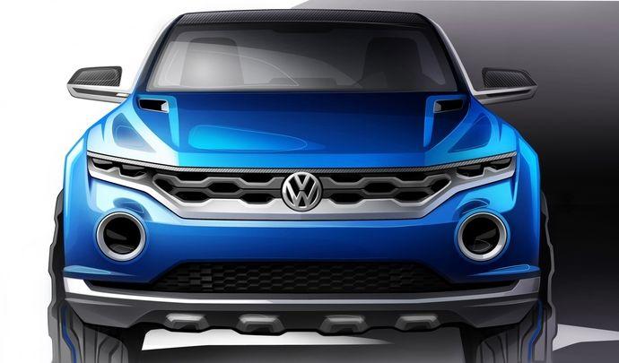 Volkswagen songe à lancer des SUV sportifs, notamment un T-Roc R