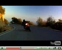 Vidéo moto : after work version Ducati Hypermotard