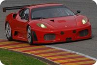 """GT2: La Ferrari F430 GT """"spec 2008"""" en test"""