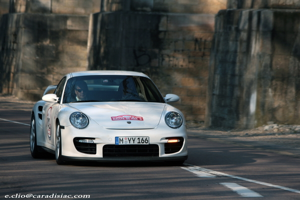Photos du jour : Porsche 997 GT2