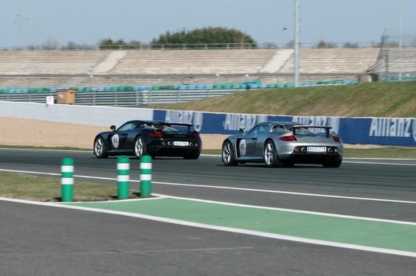 Photos du jour : Porsche Carrera GT