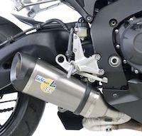 Leo Vince: silencieux SBK Factory R pour Honda CBR 1000 RR année 2012