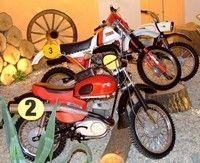 Un musée de la moto de l'ex Allemagne de l'est à Berlin.