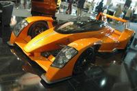 Caparo T1, première présentation au salon Top Marques de Monaco