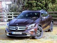 Essai vidéo - Mercedes GLA : la Classe A des champs