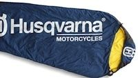 Husqvarna Sleeping bag: pour des dodos bien au chaud