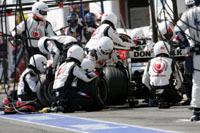 Le team Honda a des soucis avec ses pompes