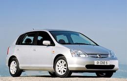 Honda Civic VII : la fiche occasion