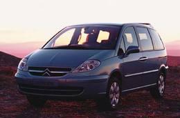 Fiche occasion Citroën C8