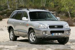 Fiche occasion Hyundai Santa Fe I