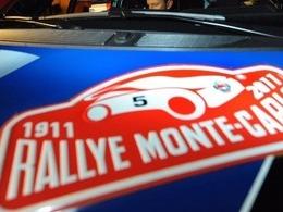 L'itinéraire 2012 du Rallye Monte Carlo