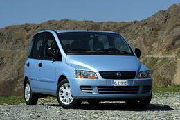 Fiche occasion Fiat Multipla